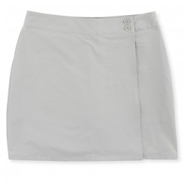 Jupe-short Evolution - Gris