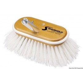 "Shurhold Industries - Brosse 6"" fibres dures blanches"