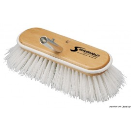 "Shurhold Industries - Brosse 10"" fibres dures blanches"