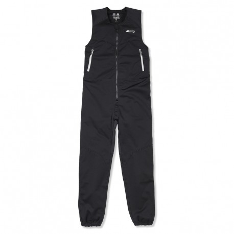 MUSTO - Salopette Mid Layer - Noir